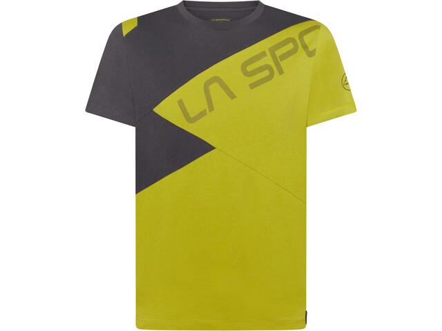 La Sportiva Float T-Shirt Homme, kiwi/carbon
